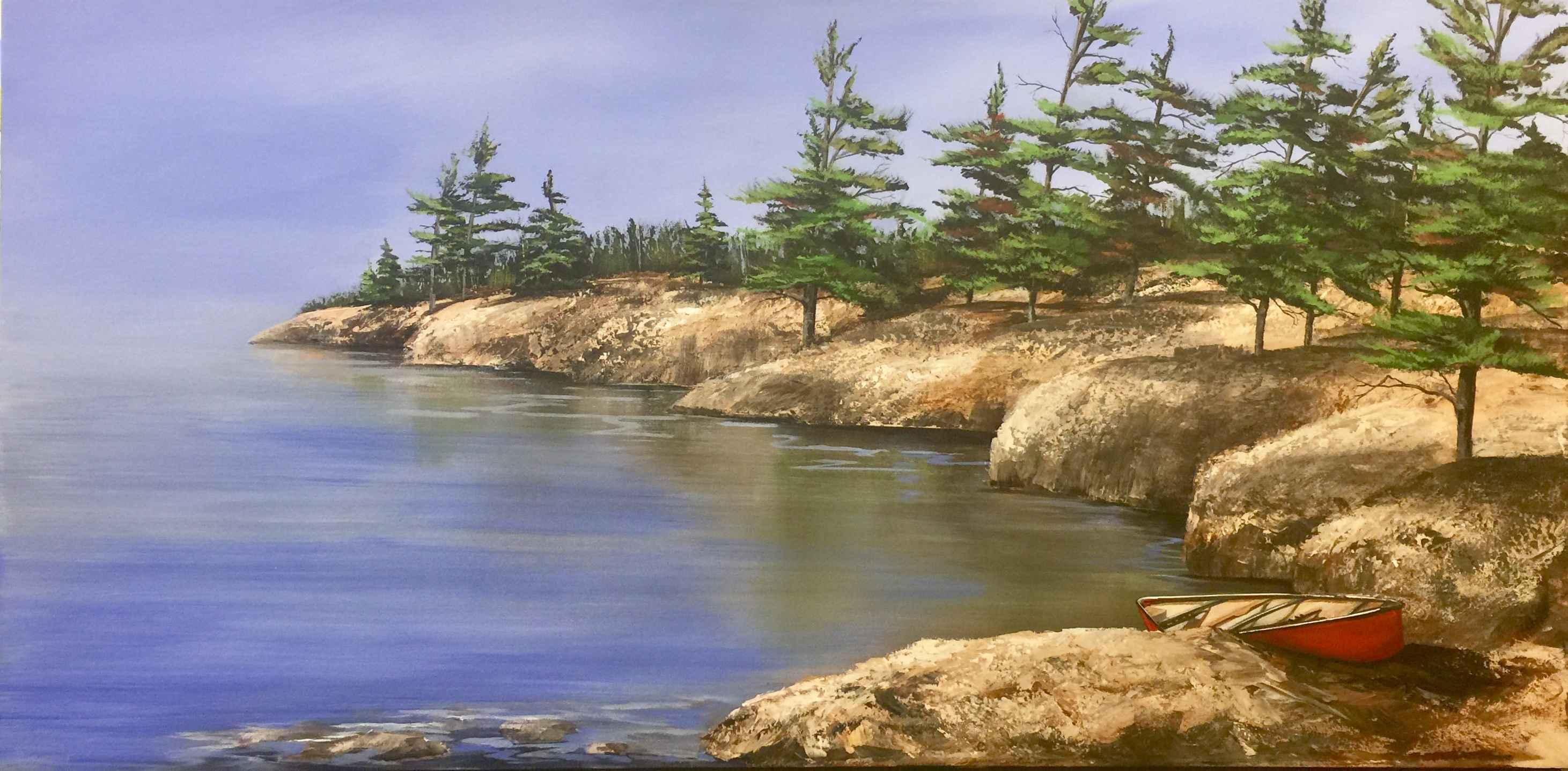 Resting Place by  Janet Liesemer - Masterpiece Online