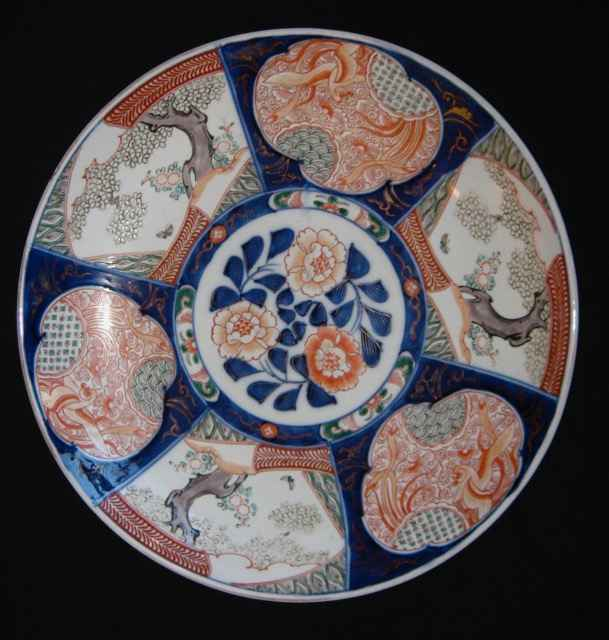 Imari charger by   Unknown - Masterpiece Online