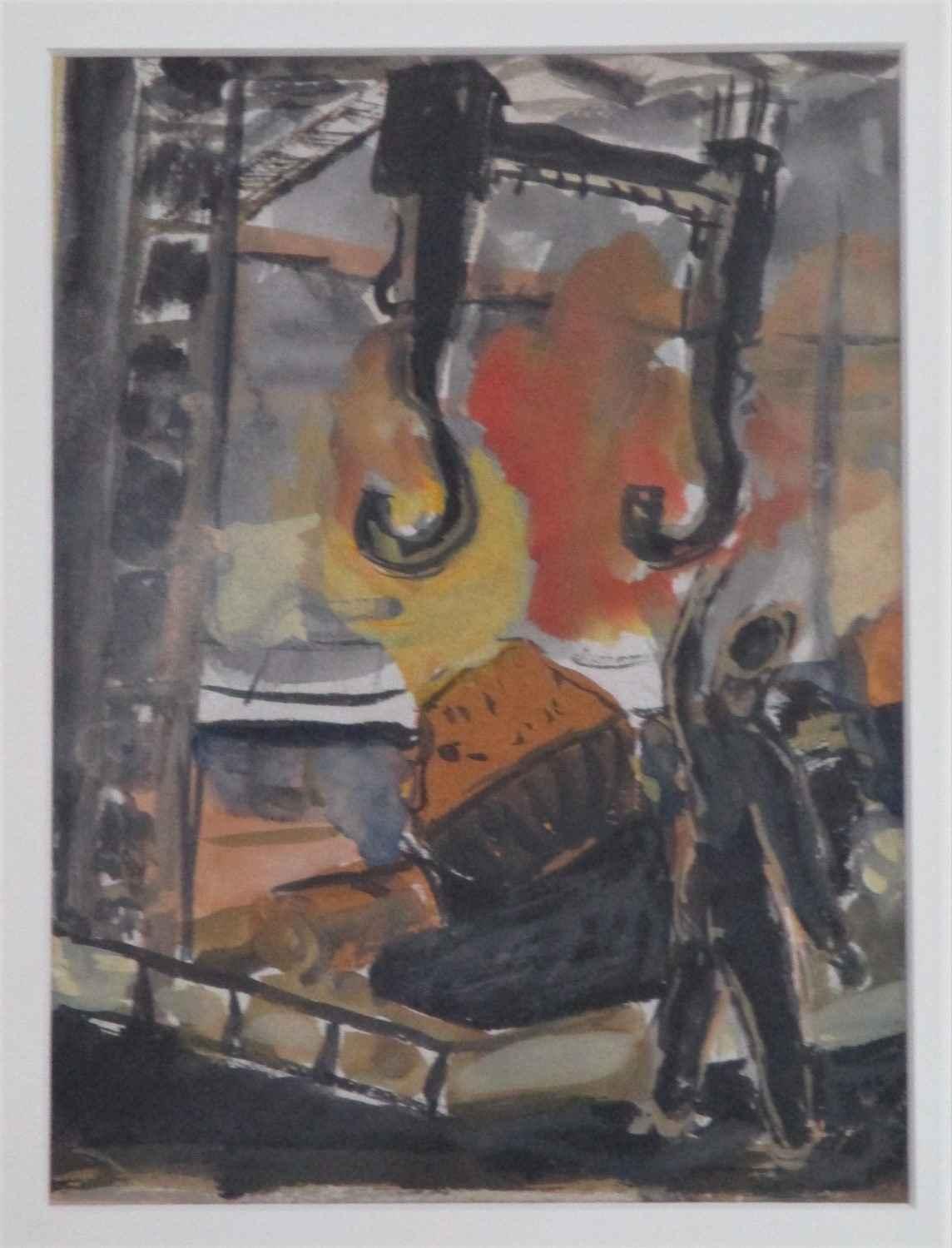 Unknown  (Steel Worke... by  Albert Minerva - Masterpiece Online