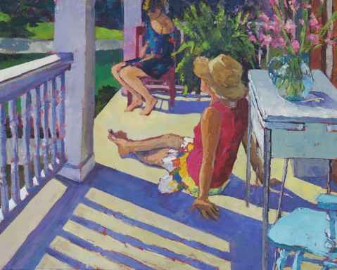 Sunshine  by  Pam Folsom