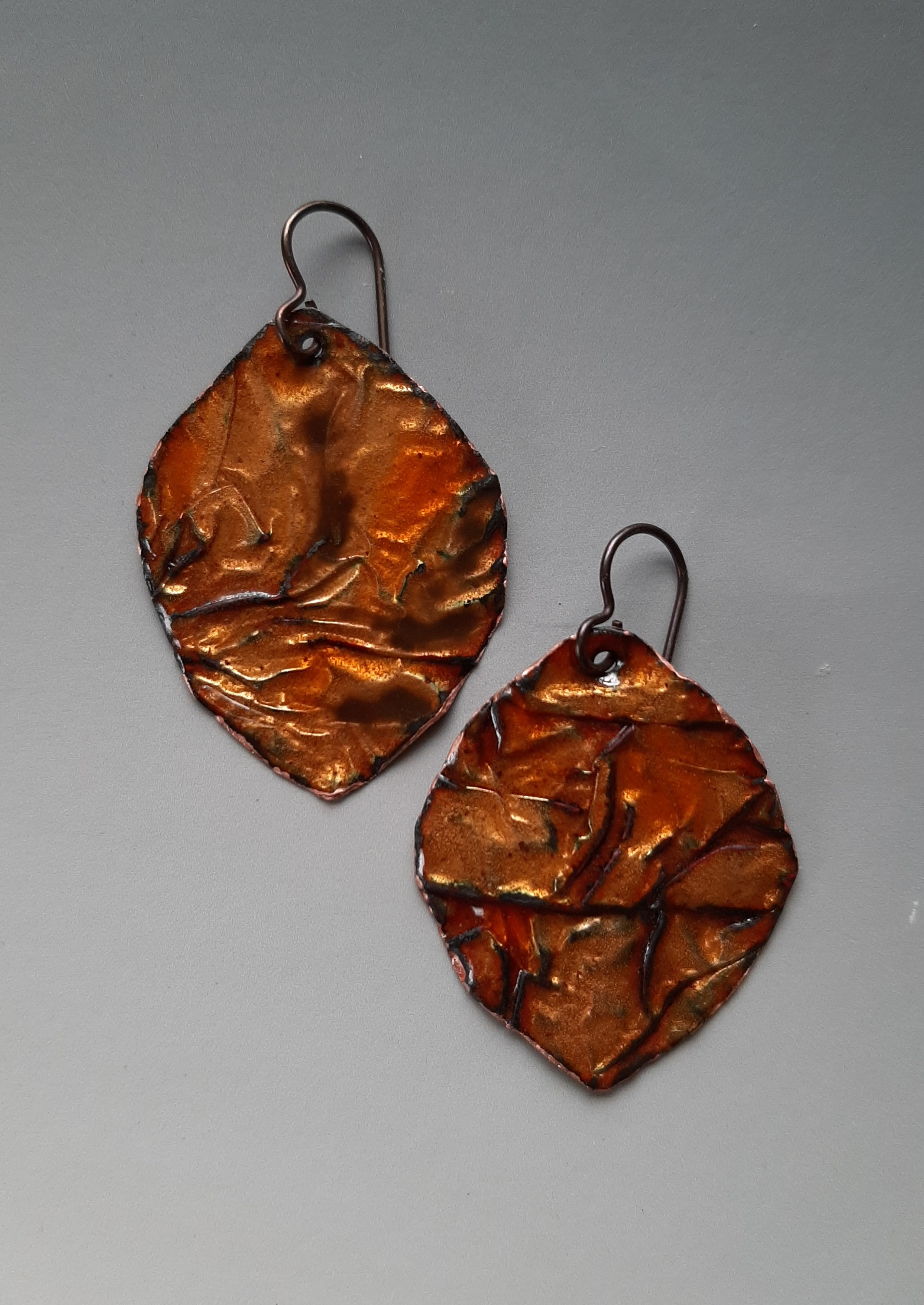Crushed Copper, Fall Colors