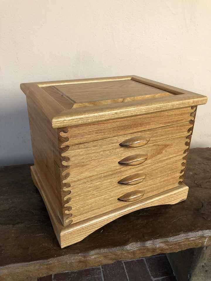 Treasure Box- Canary ... by  Judd Lotts - Masterpiece Online