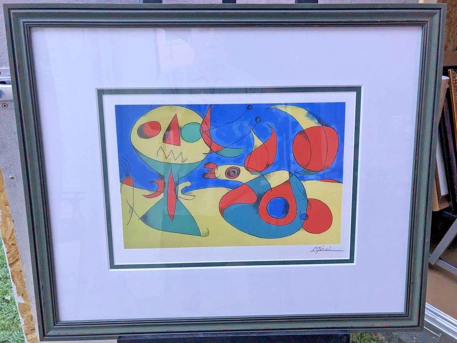 Zephyr Bird by  Joan Miro - Masterpiece Online