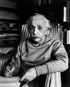 Albert Einstein, Prin... by  Alfred Eisenstaedt - Masterpiece Online