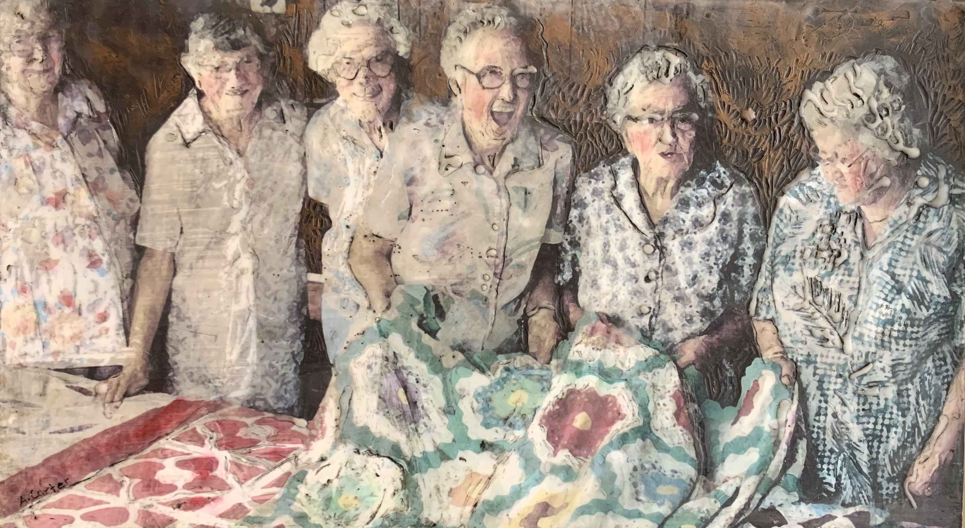 Gertrude and Her Gang... by  Ann L. Carter - Masterpiece Online