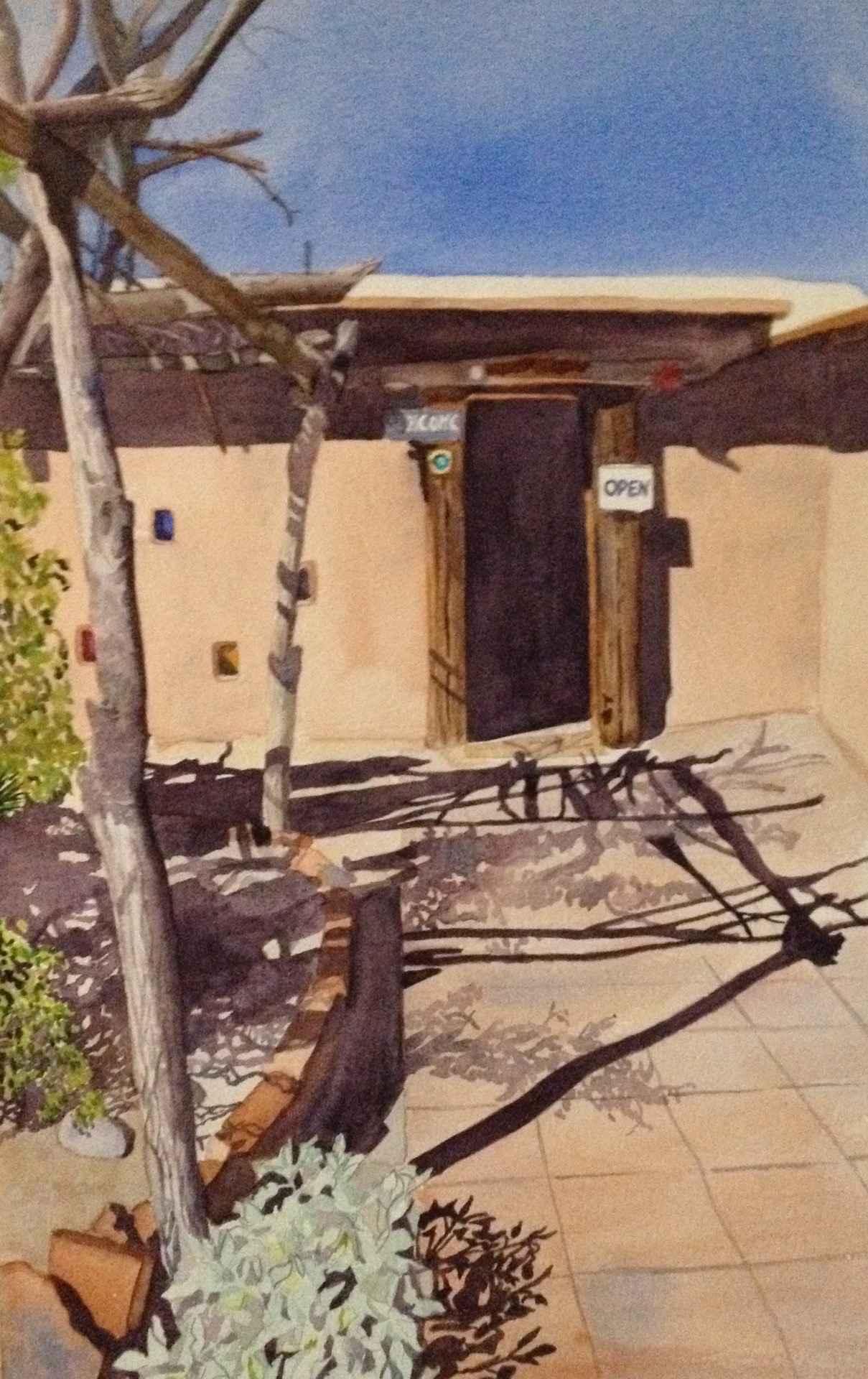 Little Gallery Door by  Carolyn Streed - Masterpiece Online