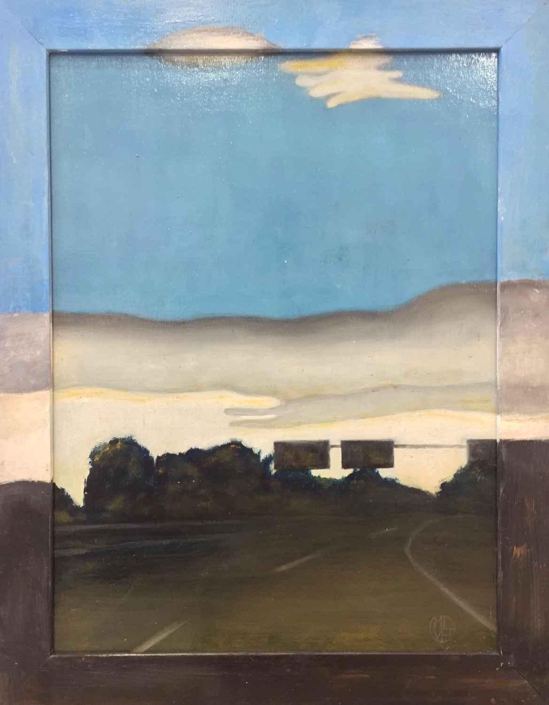 Scorrono le Nuvole II by  Marie-Laure VAN HISSENHOVEN - Masterpiece Online