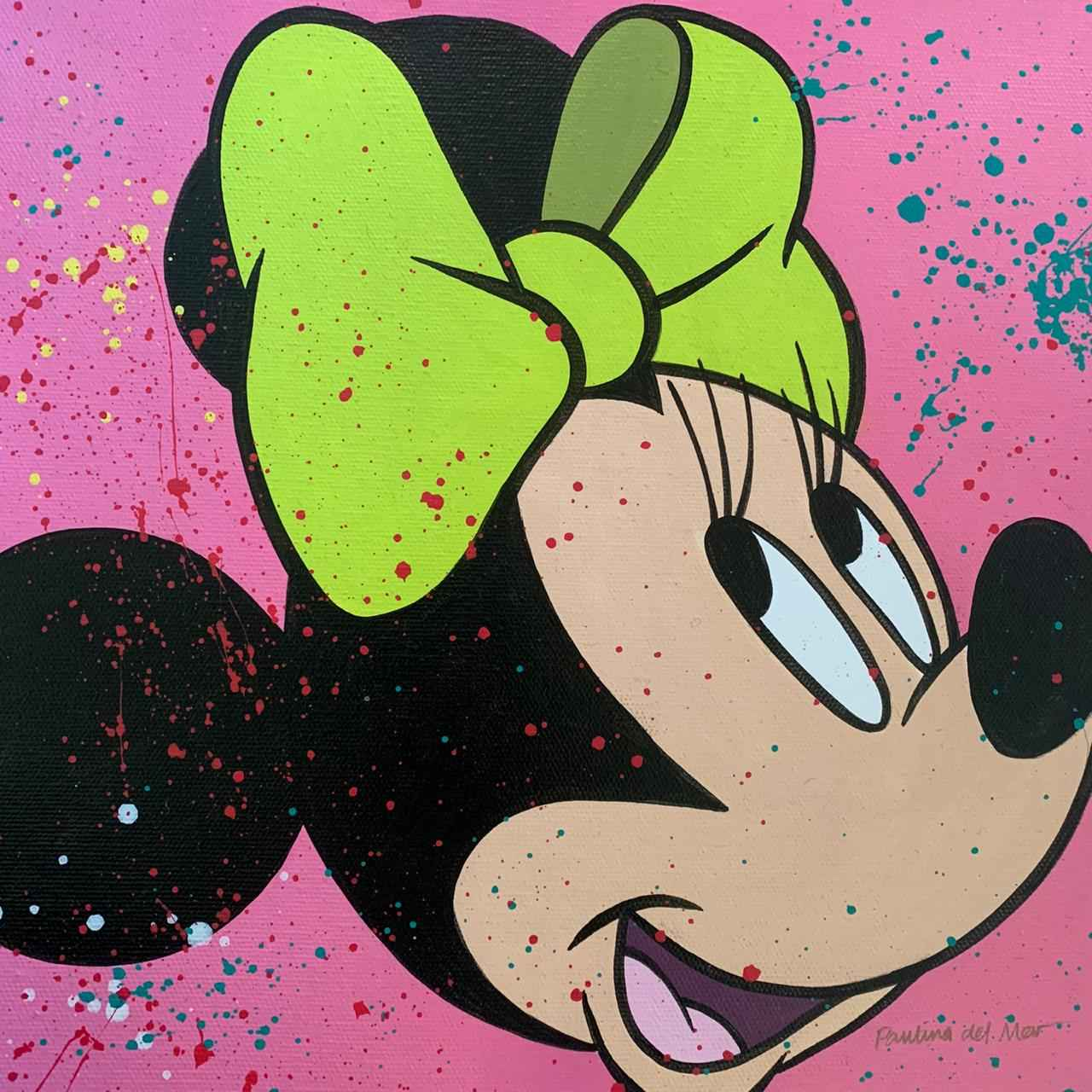 Minnie in Pink  by   Del Mar, Paulina
