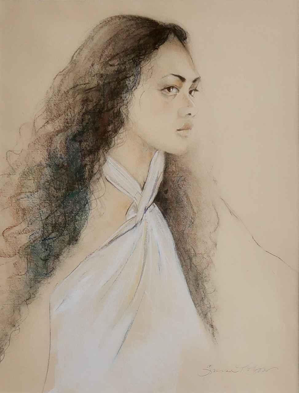 Madeline by Mrs. Susan Kobzev - Masterpiece Online