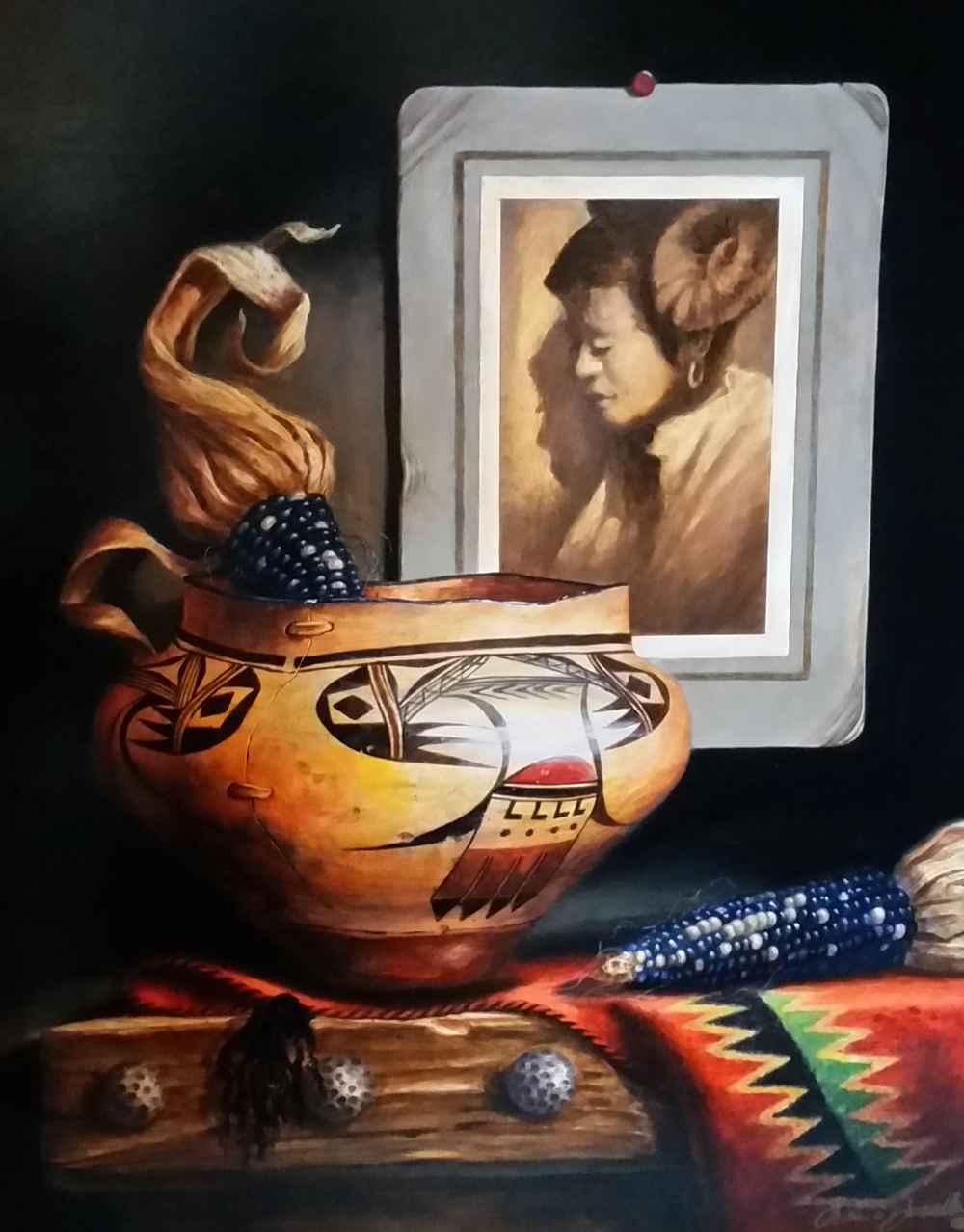 Hopi Grace  by  Lisa Danielle