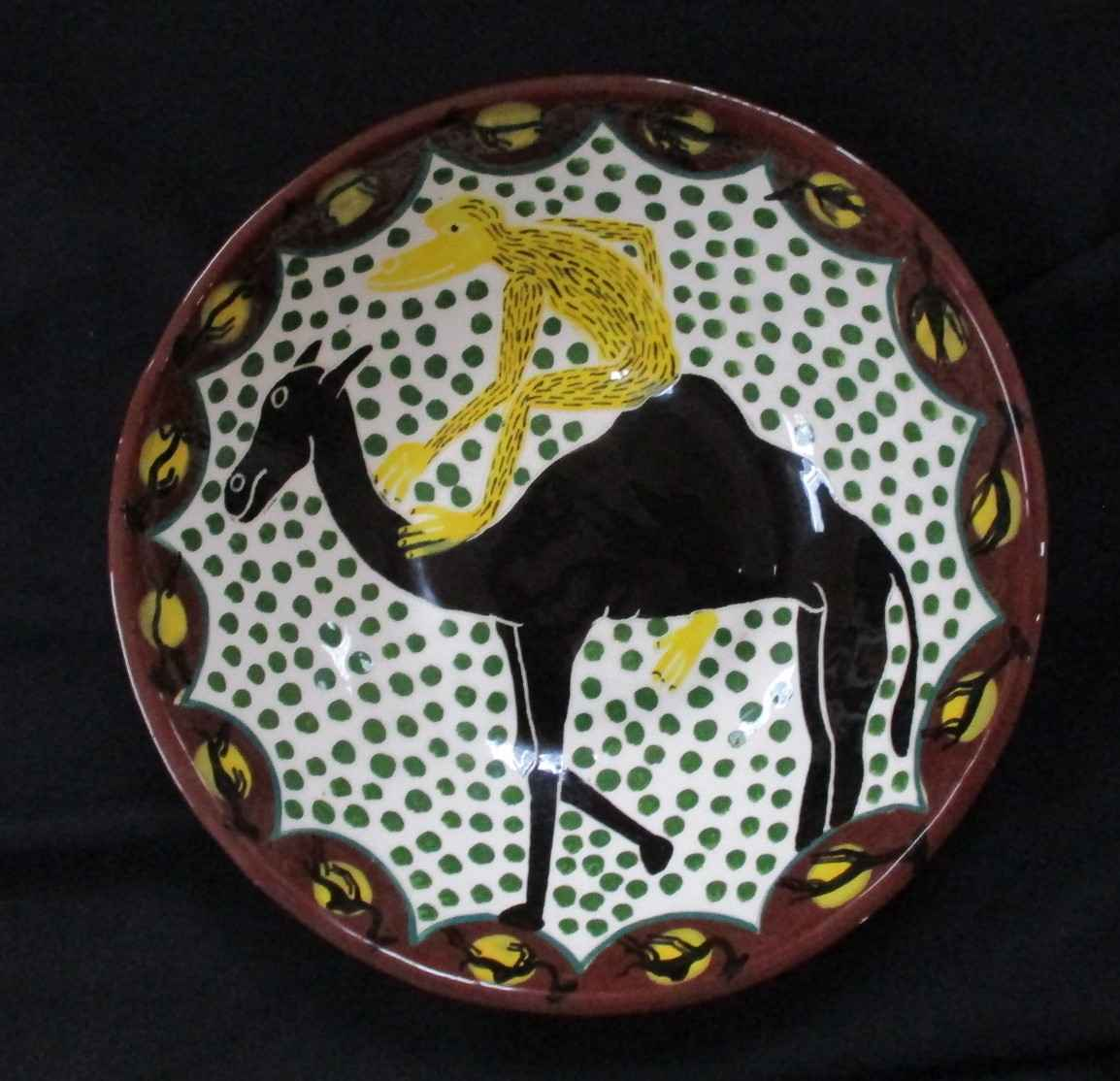 Untitled ( bowl) by  Baba Wague Diakite - Masterpiece Online