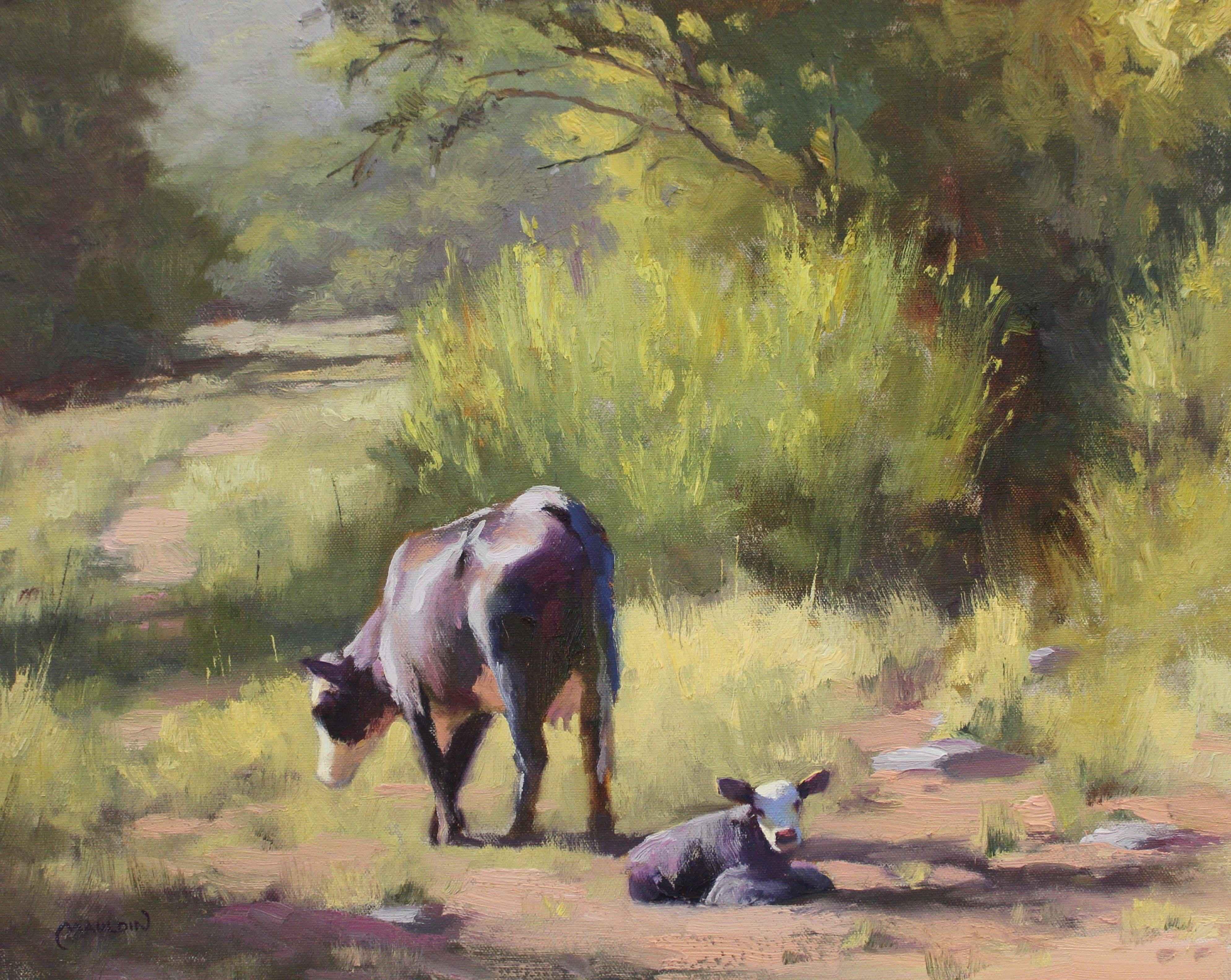 Just Like Mom by  Chuck Mauldin - Masterpiece Online