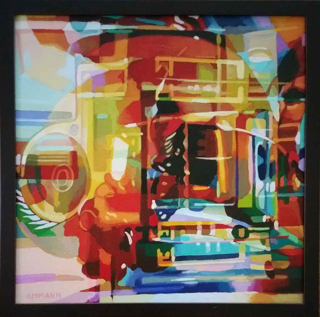 Temple III by  Alan Ammann - Masterpiece Online
