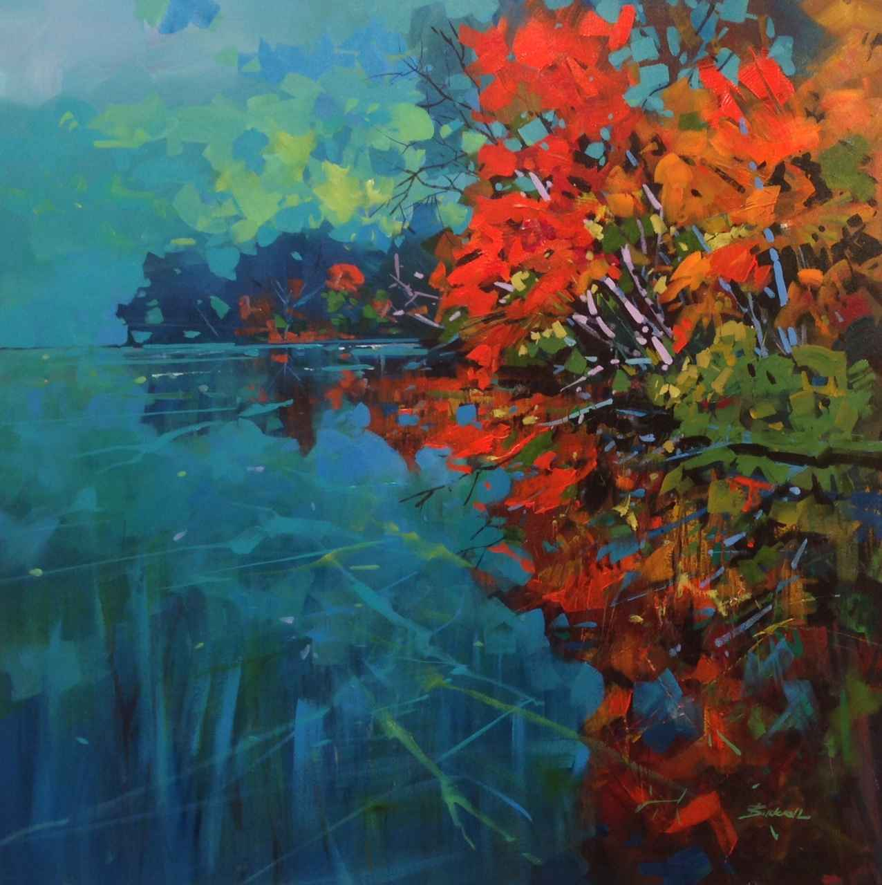 Ontario Majestic by  Brian Buckrell - Masterpiece Online