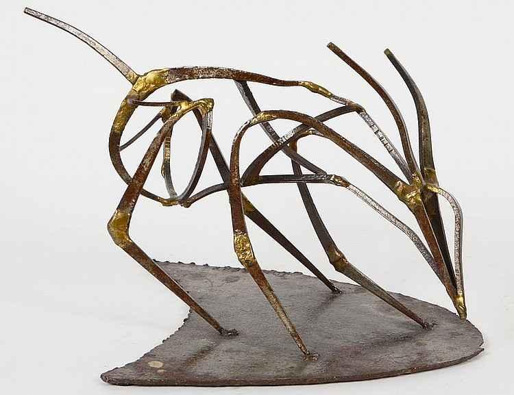 Bull Sculpture by  John Sterk - Masterpiece Online