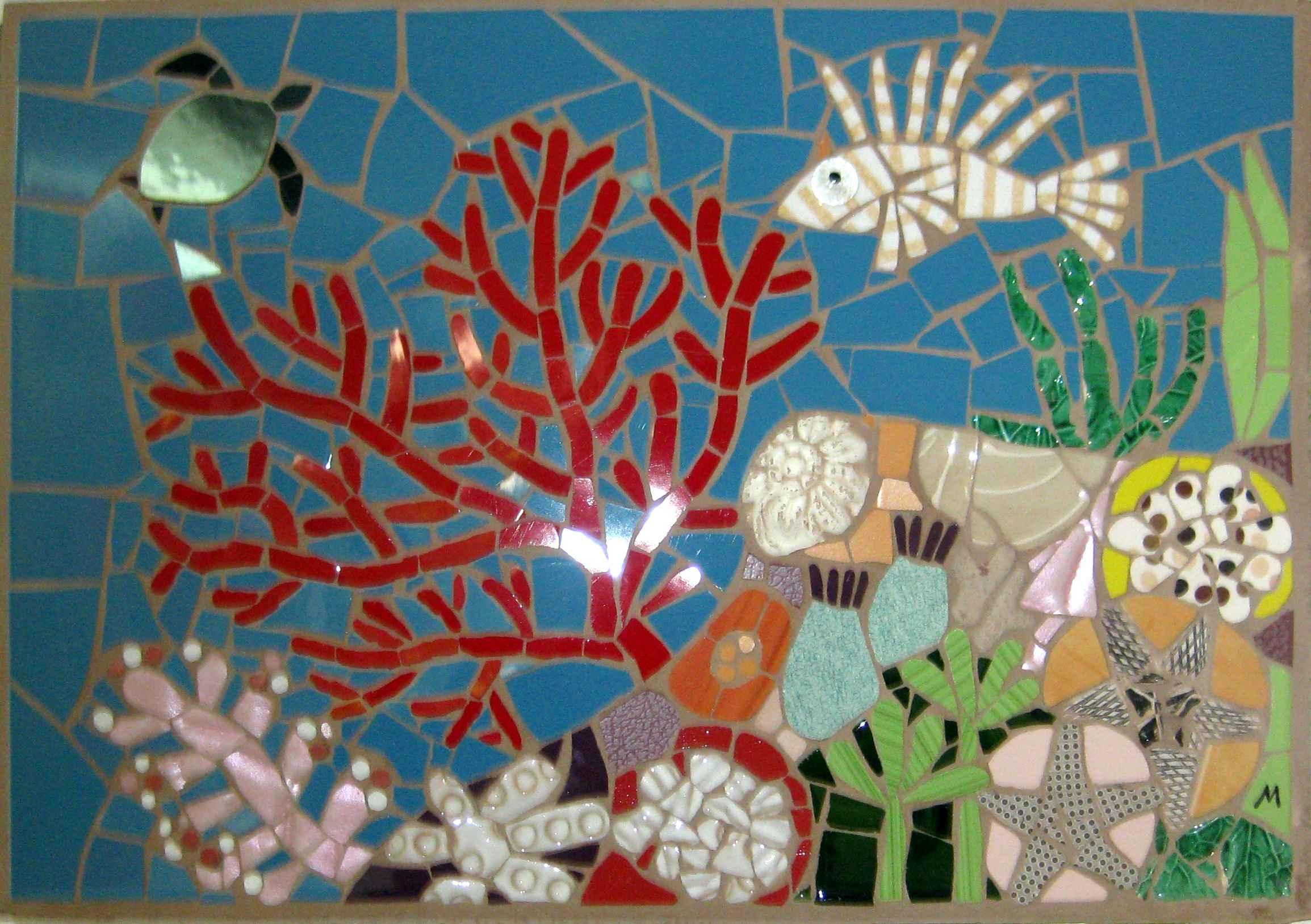 Happy Reef by  Melanie Blomgren - Masterpiece Online