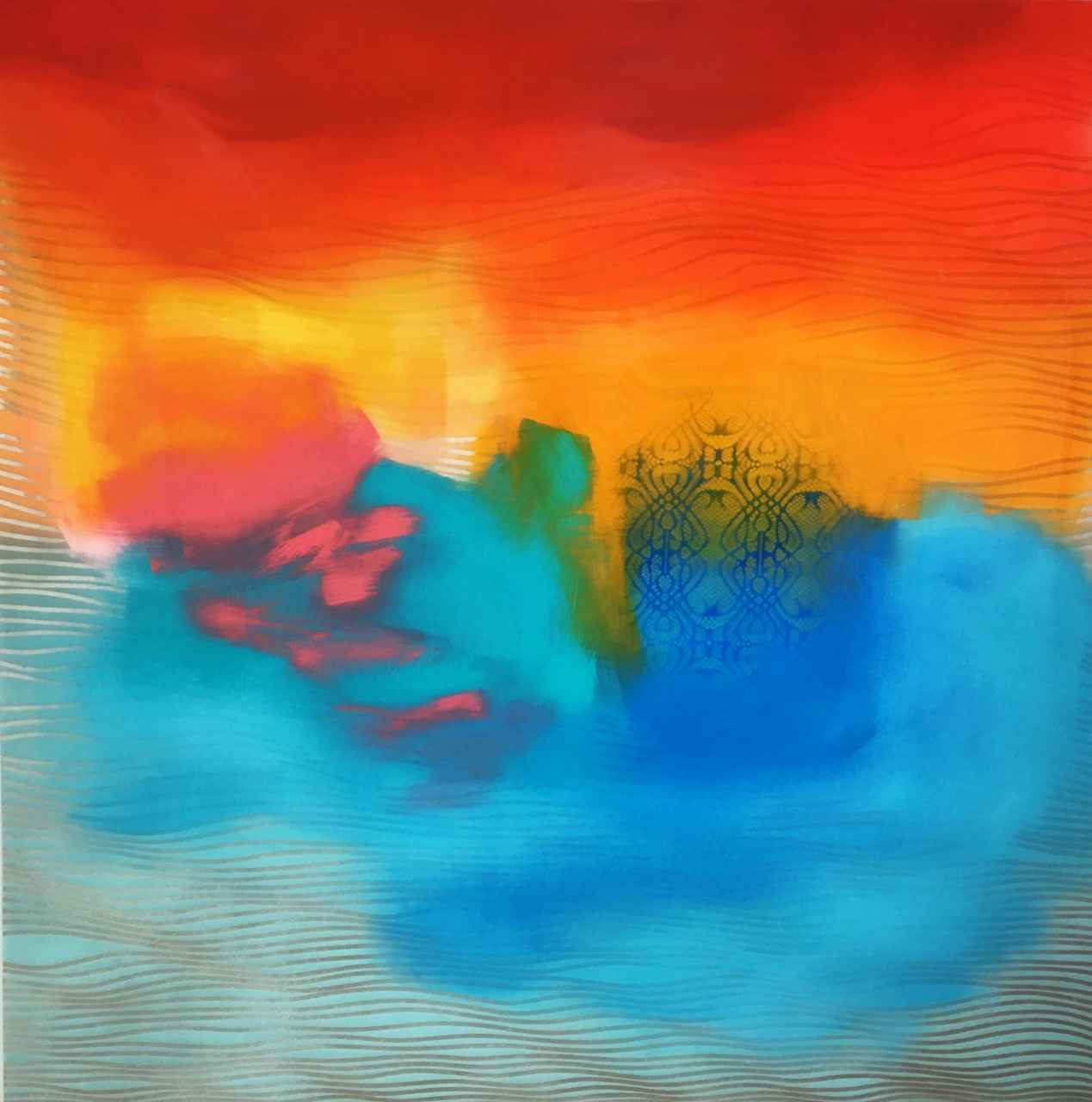 SUNSET AND SEA by Ms. TANIA ALCALA - Masterpiece Online