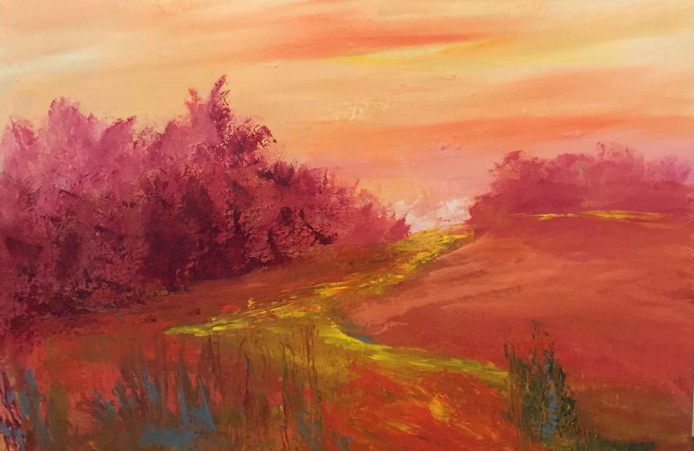 Autumn View by  Steve Lyons - Masterpiece Online