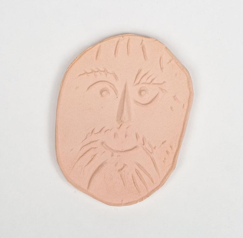 Visage (Face) by  Pablo Picasso - Masterpiece Online