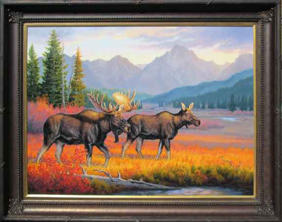 Sunrise Stroll by  Brent Todd - Masterpiece Online