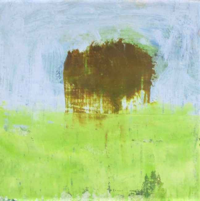 Untitled ( lone tree ) by  Stephen Hayes - Masterpiece Online