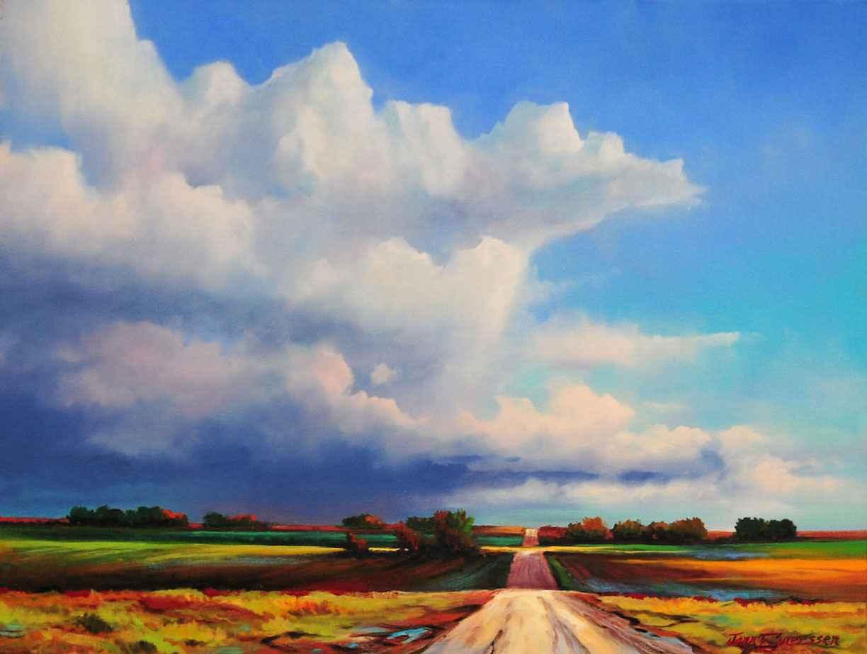 East of Town by  Jonn Einerssen - Masterpiece Online