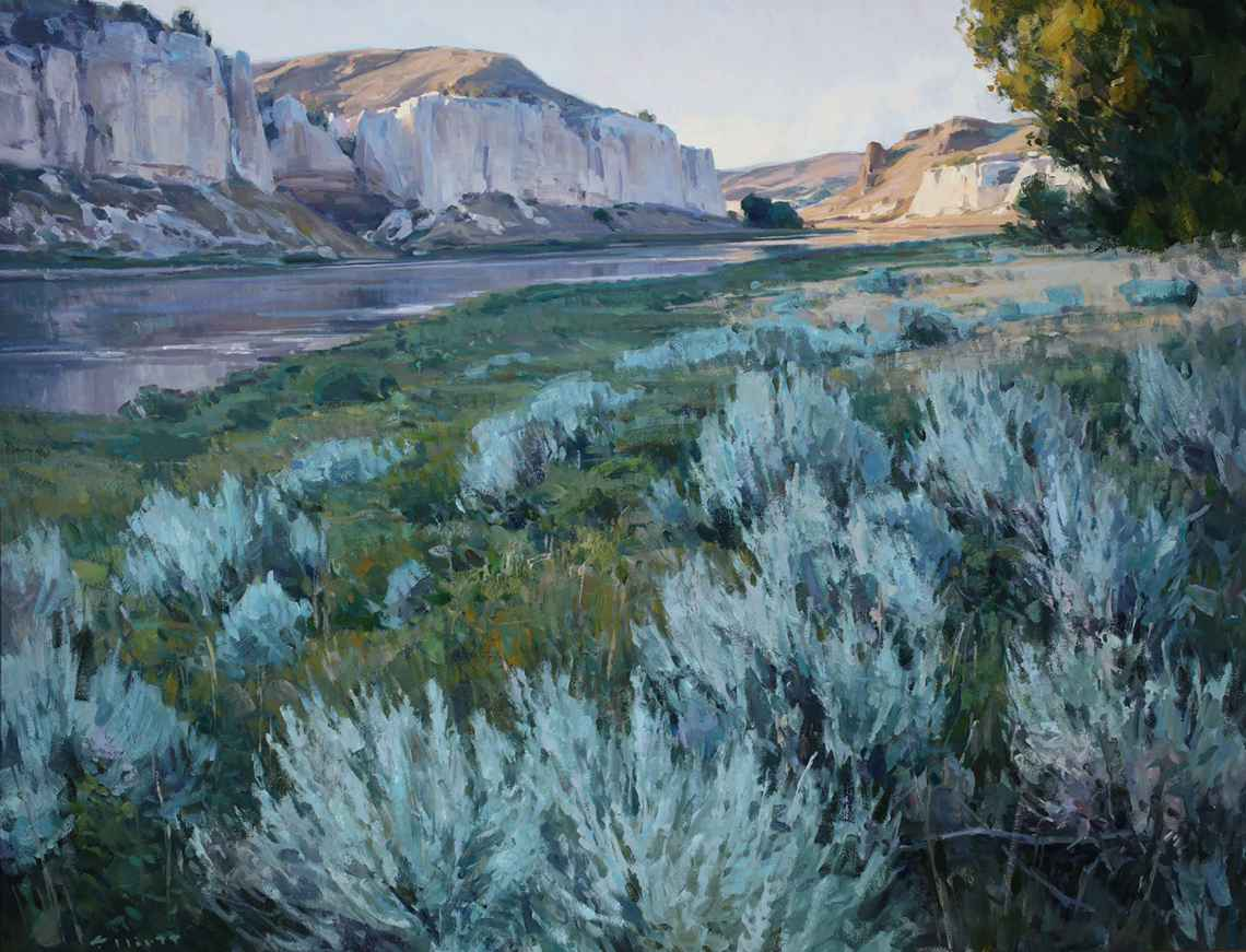 River Sage by Mr. & Mrs. Josh Elliott - Masterpiece Online
