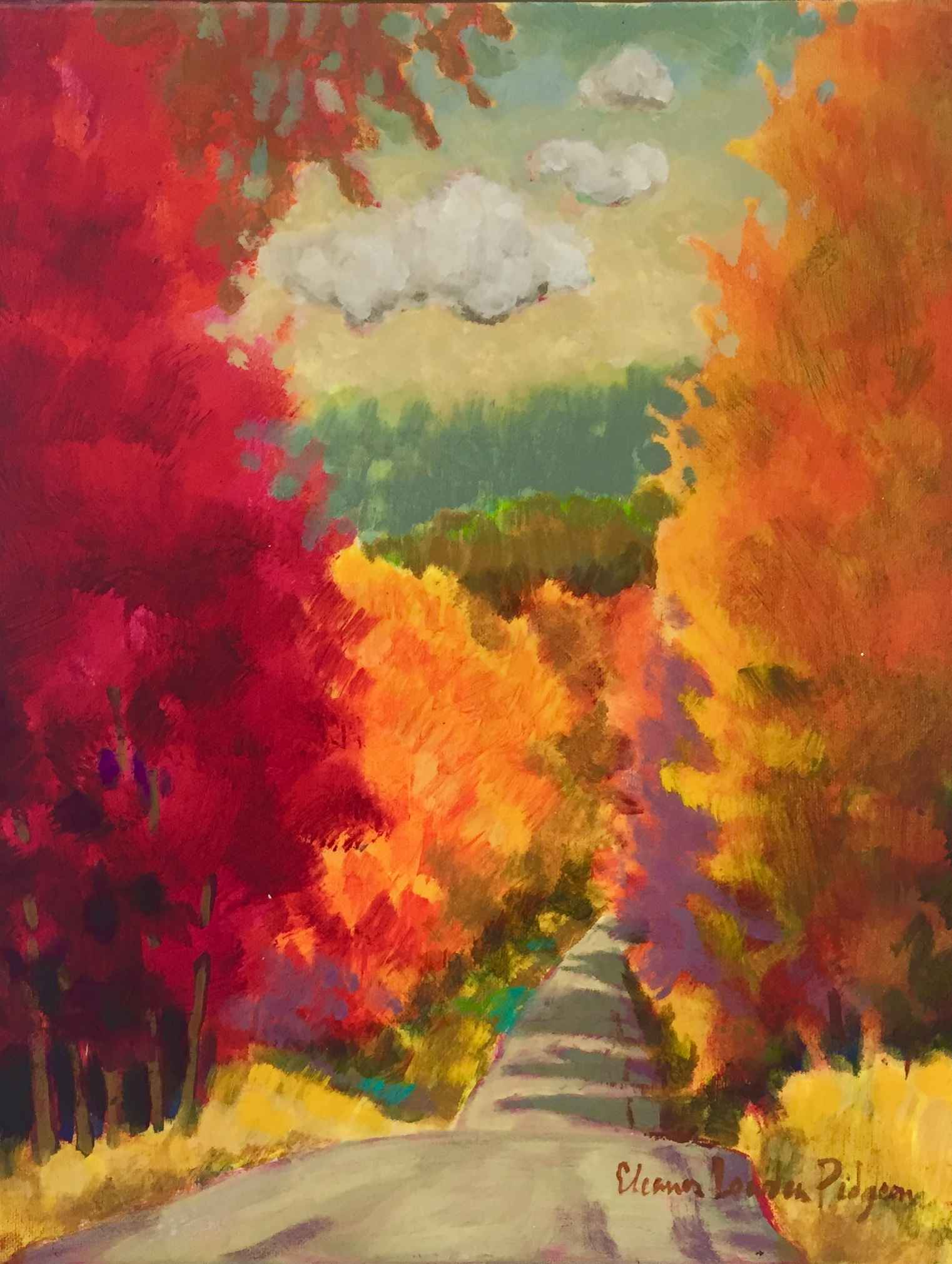 Finding Myself by  Eleanor Lowden - Masterpiece Online