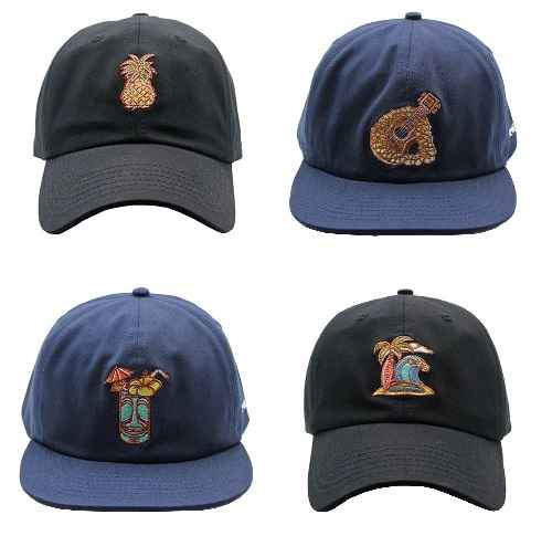 HBPH Patch Hat by  Heather Brown - Masterpiece Online