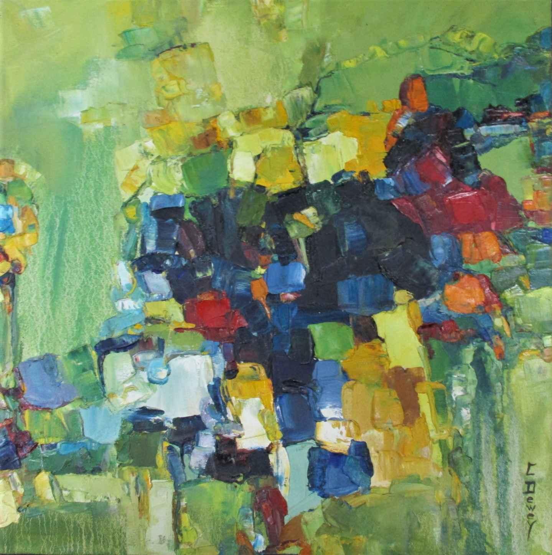 Spring Return by  Carolyn Dewey - Masterpiece Online