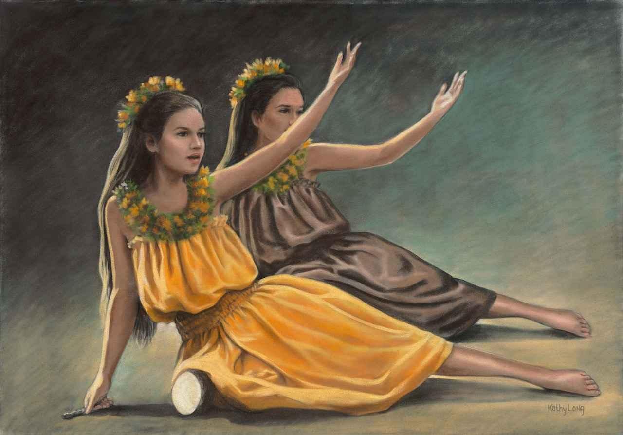 O Ke Kuahiwi 'o Huala... by Mrs. Kathy Long - Masterpiece Online