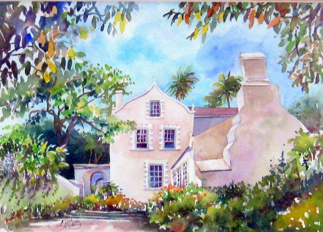 Nicholas Abbey by Ms. Margaret Rodriguez - Masterpiece Online