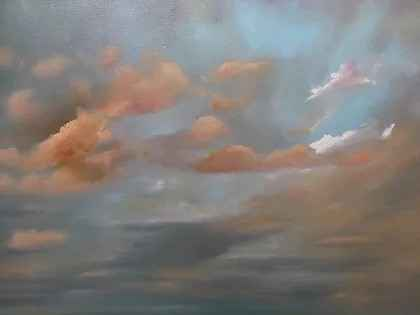 Nuages by  Gaëlle MOT - Masterpiece Online