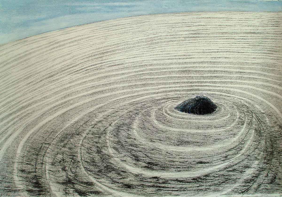August - Island Series by  Janetta Napp - Masterpiece Online