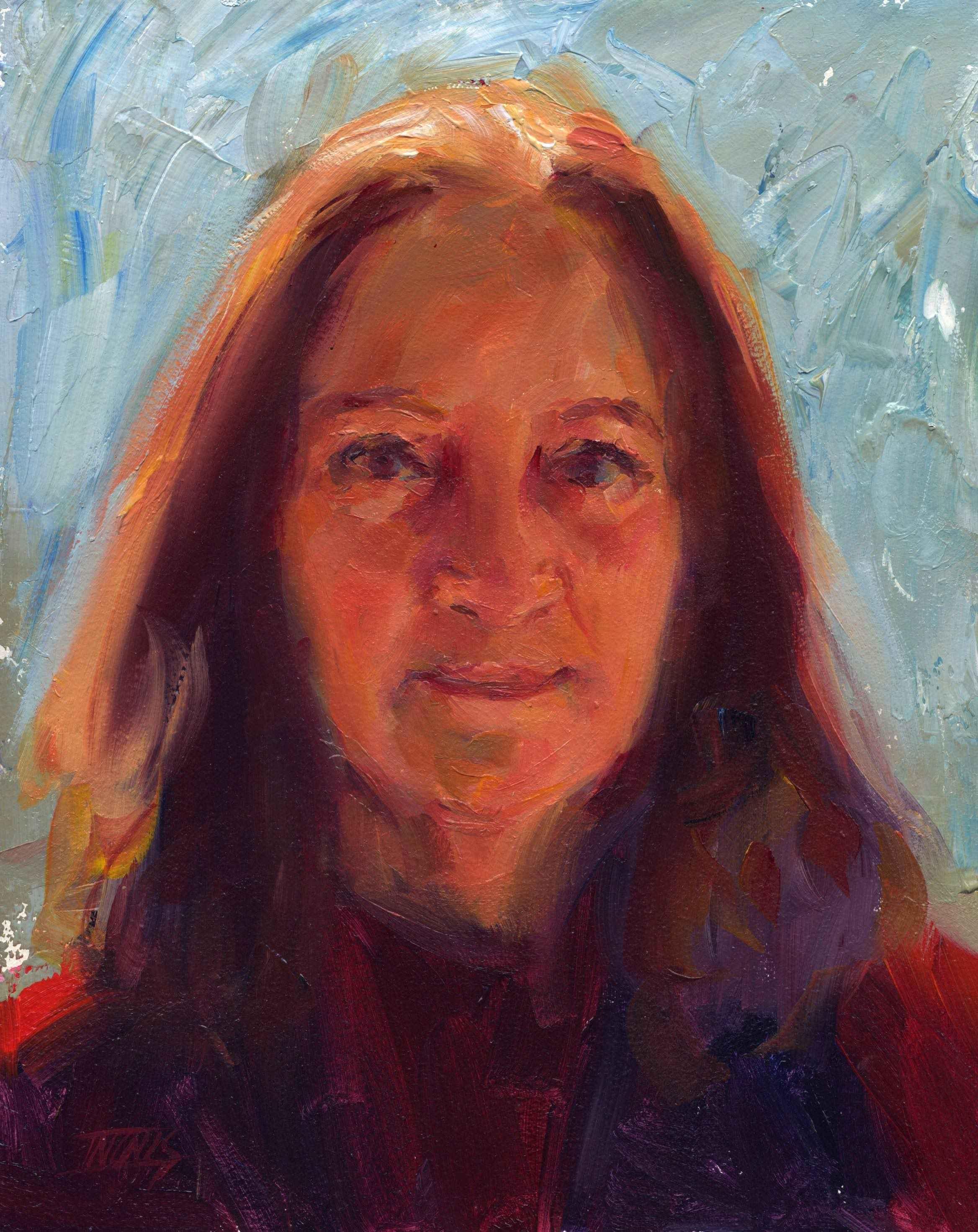Maggie by  Pam Ingalls - Masterpiece Online
