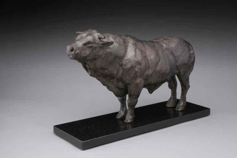 Bullheaded - #9 of 30 by Mr. Daniel Glanz - Masterpiece Online