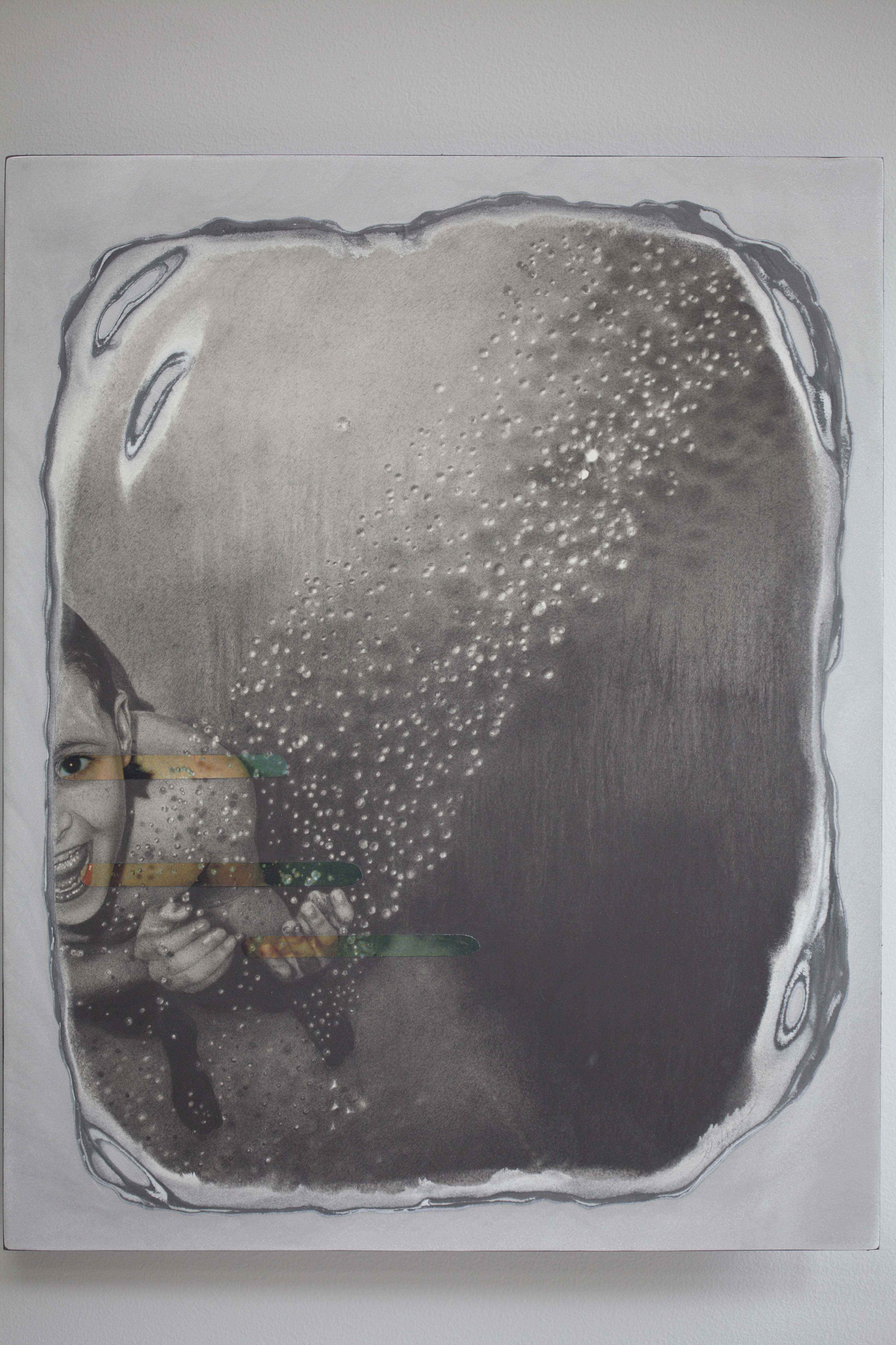 A Drop of Water  by  Ewa Scheer