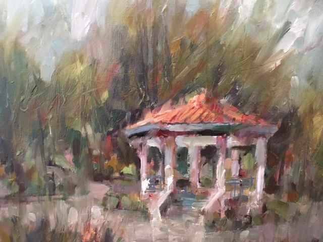 Washington Park by  Patrick Romelli - Masterpiece Online