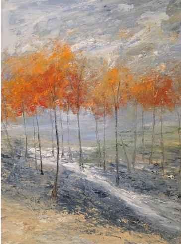 Nearing Autumn by  Steve Lyons - Masterpiece Online