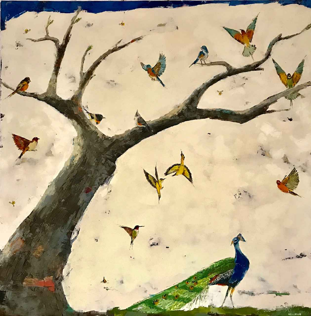 All A Twitter by  Marlise Newman - Masterpiece Online