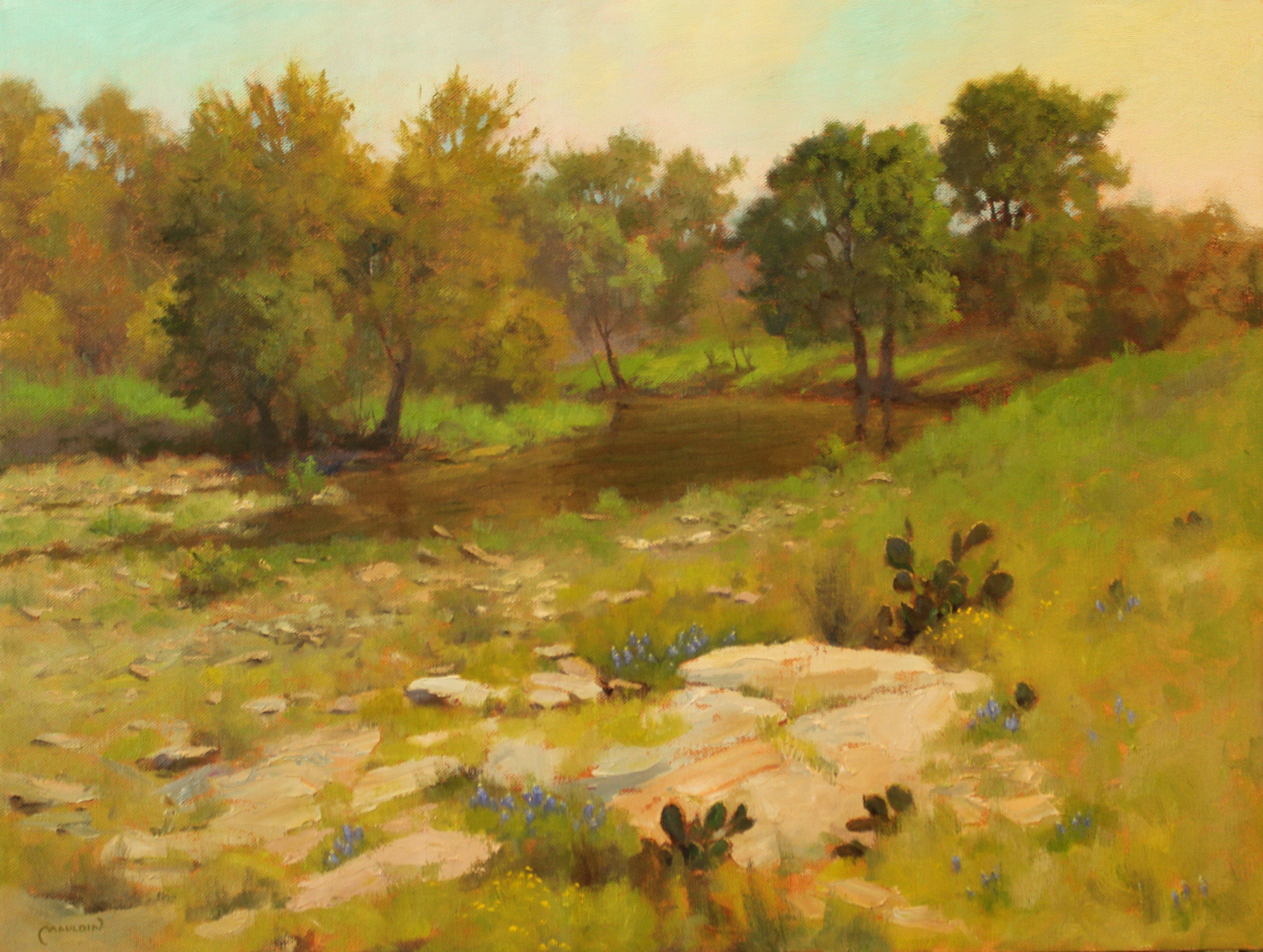 Spring Alive! by  Chuck Mauldin - Masterpiece Online
