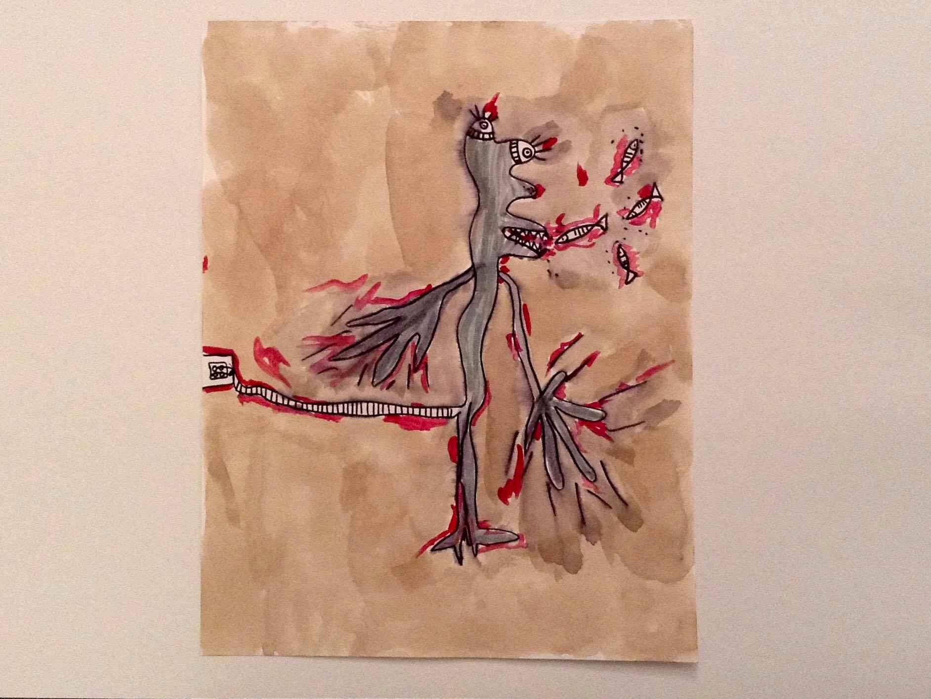 Creation 16  by  Sophie Proenca