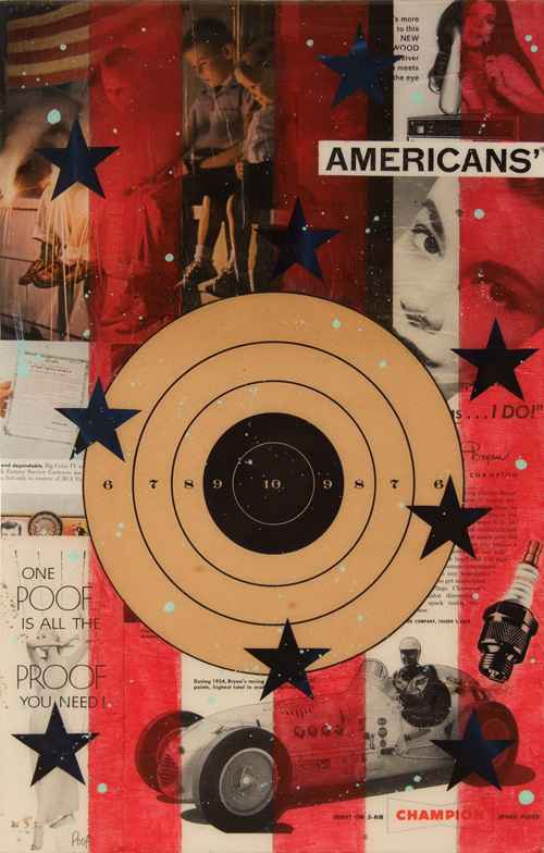 Americans by  John Joseph Hanright - Masterpiece Online