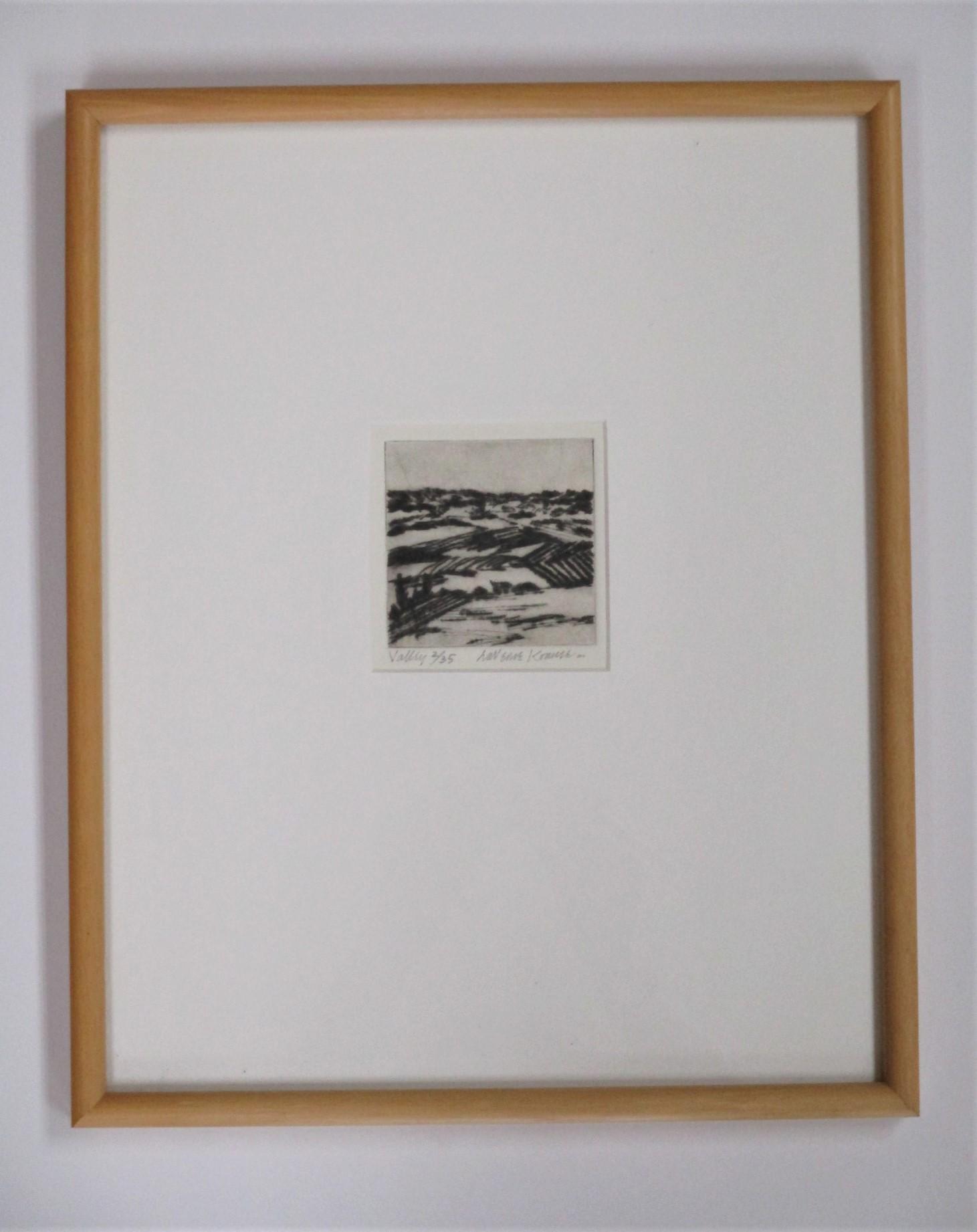 Valley by  Laverne Krause - Masterpiece Online