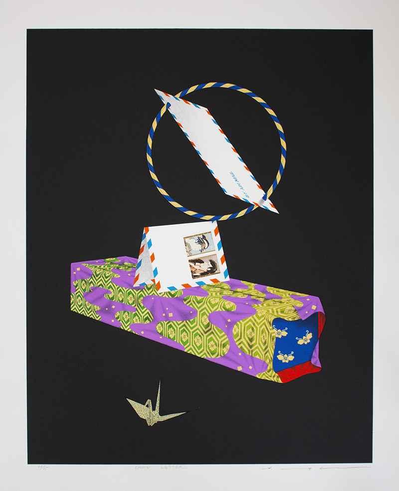 Chain Letter by  Shuji Wako - Masterpiece Online