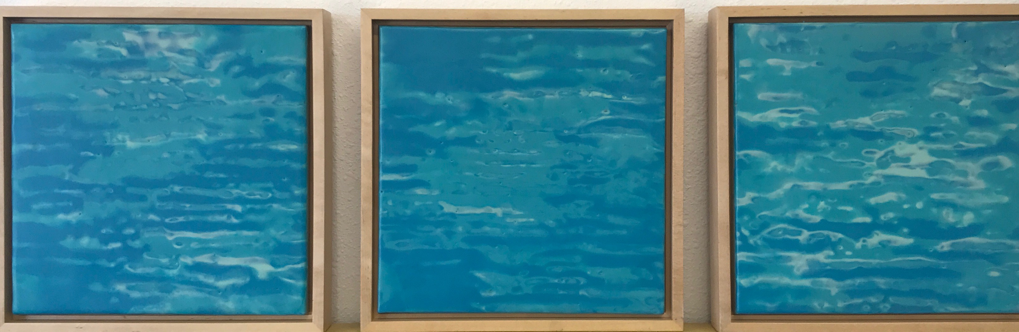 Blue Ripple by Ms. Shawna Moore - Masterpiece Online