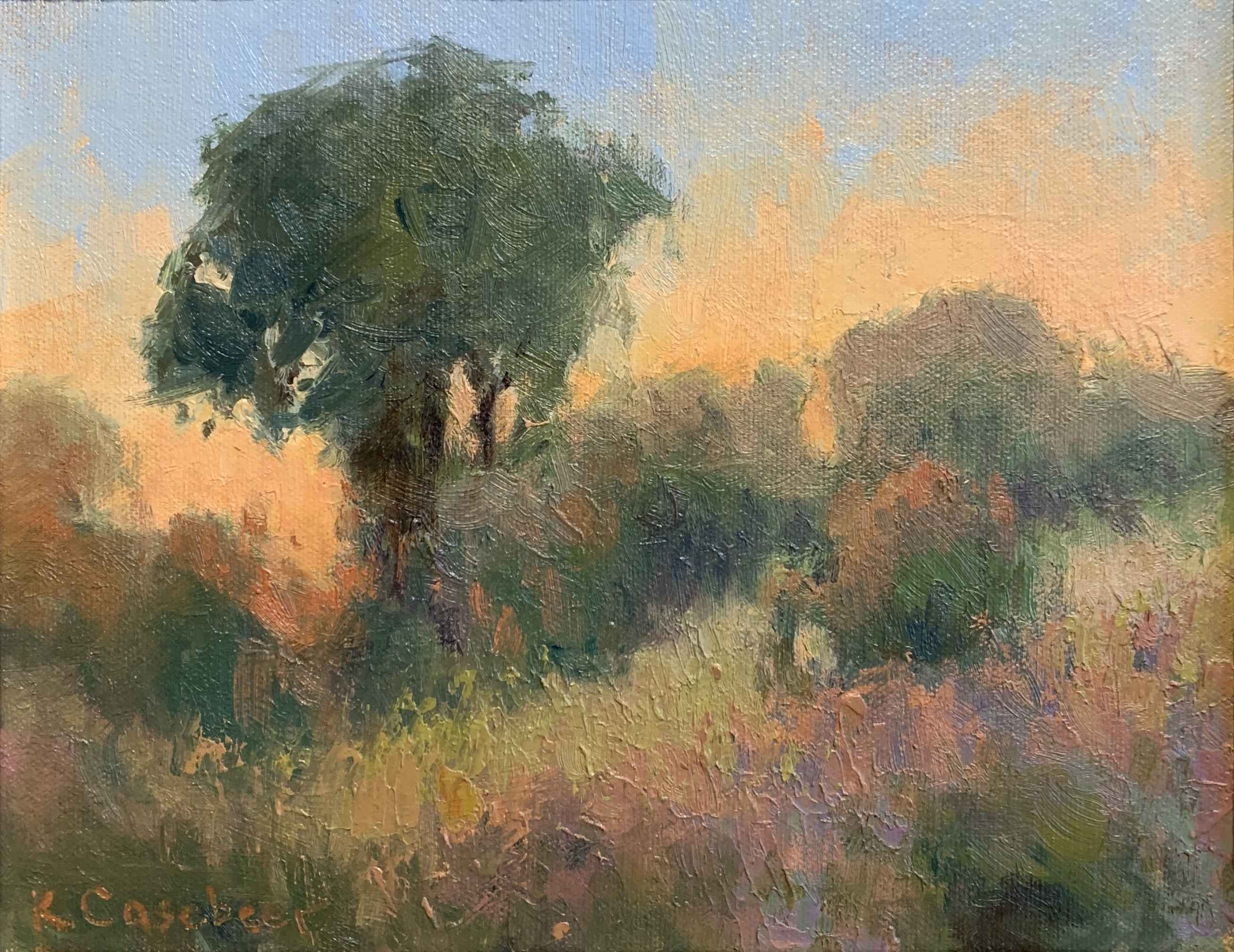 Tree at Mary's Place by  Kim Casebeer - Masterpiece Online