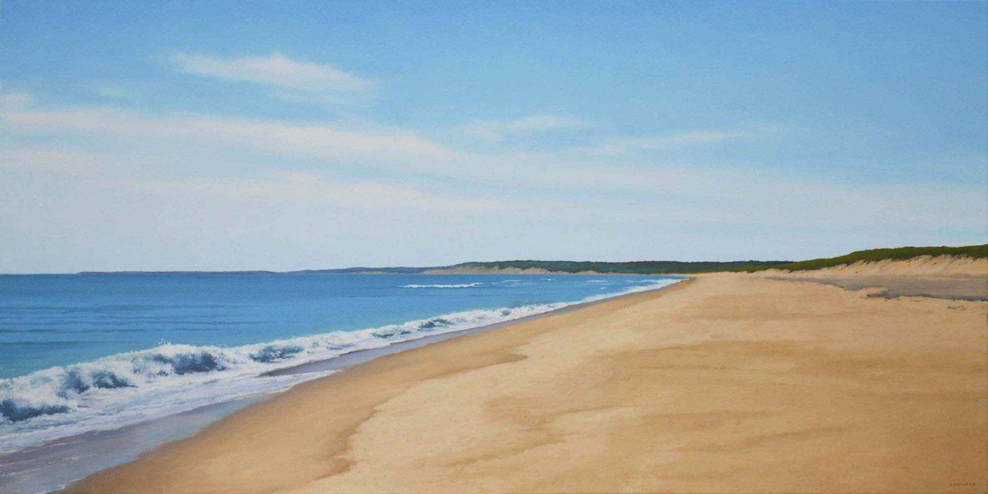 Southside Surf by  Jim Holland - Masterpiece Online