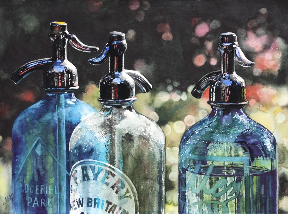 Sparkling Seltzer by  Heidi Lang - Masterpiece Online