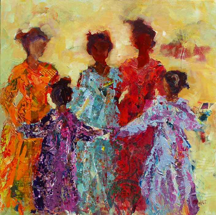 Inspiring Our Daughte... by  Cheryl Waale - Masterpiece Online